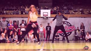Chachi Gonzales & Quick Crew - Blurred Lines
