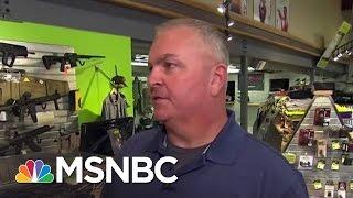 Kentucky Gun Owner Reflects On Senate Vote | MSNBC