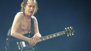 "AC/DC - ANGUS YOUNG LIVE IN SLOW MOTION - (""Rock Or Bust""-Worldtour 2015)"