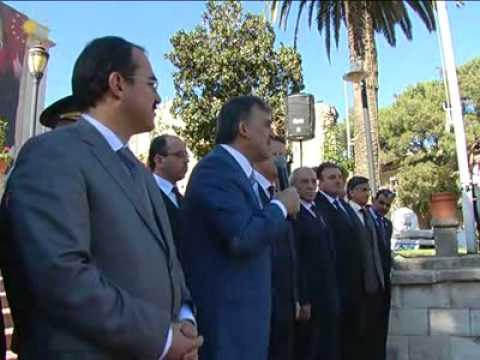 Hatay'da Resmî Kurumları ziyareti - 03/10/ 2011