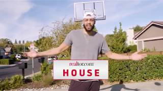 Golden State Warrior JaVale McGee Takes on Fan in Backyard Game of HOUSE