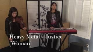 Metallica & Justice - Dream No More / Heavy Metal : Instrumental Cover Medley