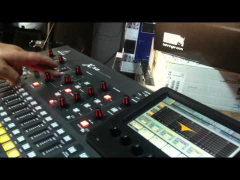 Bati Muzik Market Behringer Digital Mixer X32 Türkçe Anlatımlı Eğitim 4 Tonlama