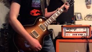 n1GibsonGuitarist: A Passage To Bangkok - Guitar Cover