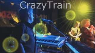 "Medley: Deep Purple, Rainbow, Whitesnake, Queen, Europe - by Coverband: ""CrazyTrain"""