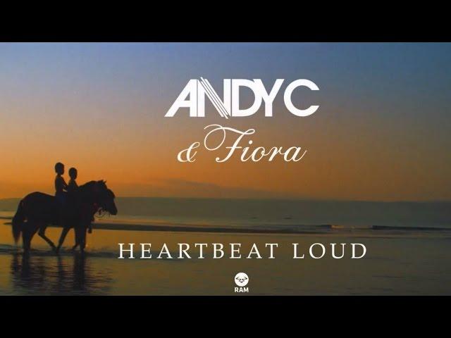 Videoclip oficial de 'Heartbeat Loud', de Andy C y Fiora.