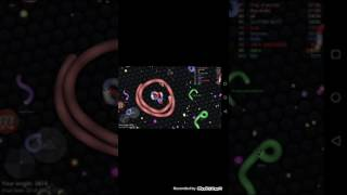 First ever video!! Slither.io gaming. Enjoy!