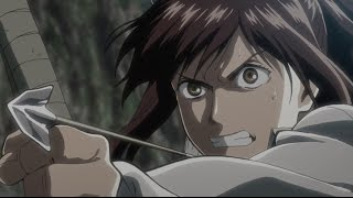 Attack on Titan Season 2 - Epic Sasha Fight Scene
