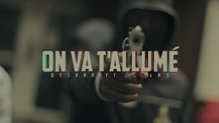 FCF GANG - On Va T'allumer (Clip Officiel) by Five Collectif