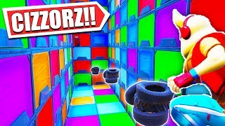This One Room Is CIZZORZ Deathrun 4.0... (Fortnite Creative Mode)