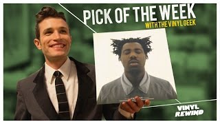 Sampha - Process on Pick of the Week #64