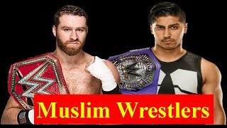 Top Muslim Wrestlers in WWE | You Don't Know
