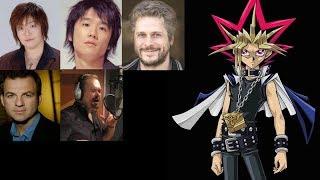 Anime Voice Comparison- Yami Yugi (Yugioh)