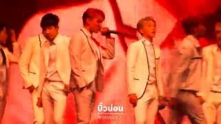160821 방콕 팬미팅 - Rock  (에스쿱스&버논 focus)