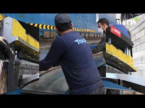 Video : Industrie métallique : Touax Maroc multiplie les contrats en Afrique