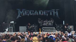 Amnesia rock fest 2017 Megadeth Symphony of destruction