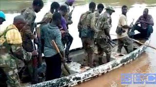 Ciidamada Fedraalka Somali Bantu Jubaland  Oo Howl Galkooda Ku Wajahan Jamaamo.