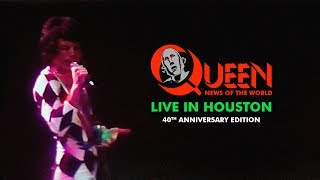 Queen | Live In Houston - 40th Anniversary Edition - Trailer