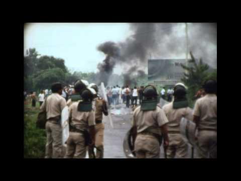 Manifestation en Equateur jamesrnr