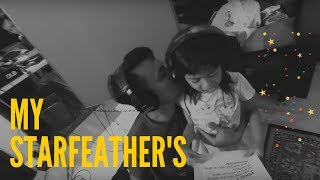 My Starfeather's (The making of Starfeather) - Faizal Tahir
