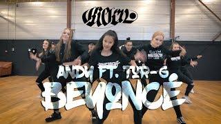 Gil Booz Lieveld | Andy ft. Tur-G - Beyoncé