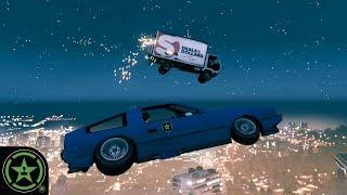Flying Box Trucks - GTA V: Tales from the Internet #3 | Let's Play