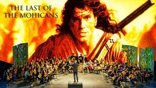 The Last of The Mohicans / Promontory (Great Guitar Orchestra)