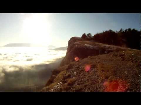 Зимний Крым 2012. гора Демерджи