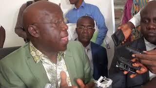Rencontre UFDG-CENI : ce qu'a dit Kalémodou Yansané, candidat à Matoto