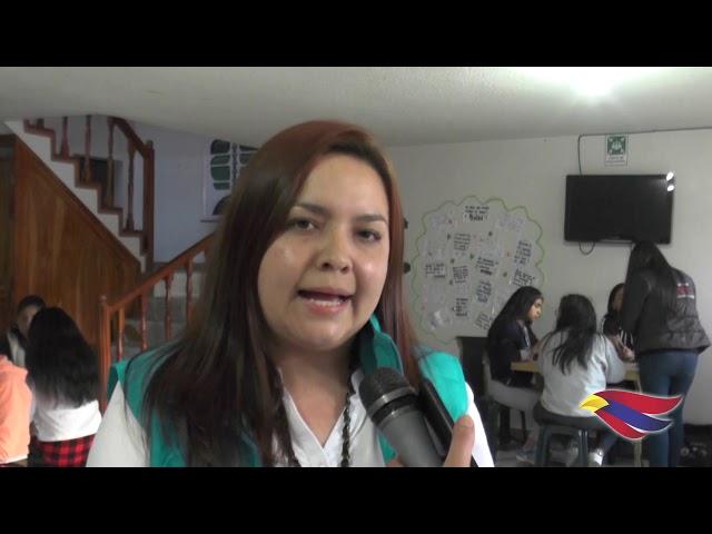 ALCALDÍA DE PASTO CONTINÚA CON TALLER DE PINTURA EN CERÁMICA EN LA FUNDACIÓN PROTECCIÓN NUEVA VIDA