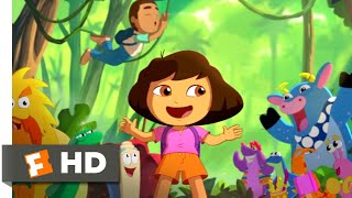 Dora and the Lost City of Gold (2019) - Spore Field Scene (4/10)   Movieclips