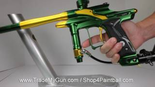 Dangerous Powers DP FX Paintball Gun Green