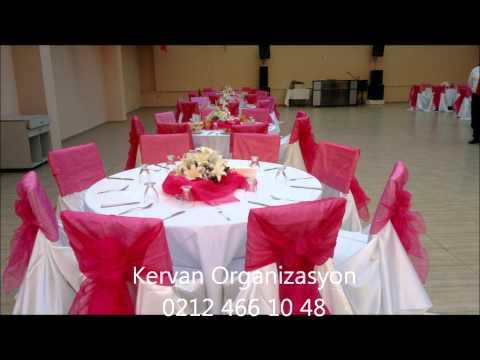 Düğün Süslemeleri 0532.566.56.70
