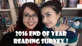 2016 End of Year Reading Survey