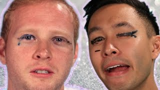 VIDEO VIRAL: Ce se intampla cand barbatii incearca pentru prima oara un dermatograf