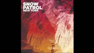 Snow Patrol - New York electric Guitar Cover