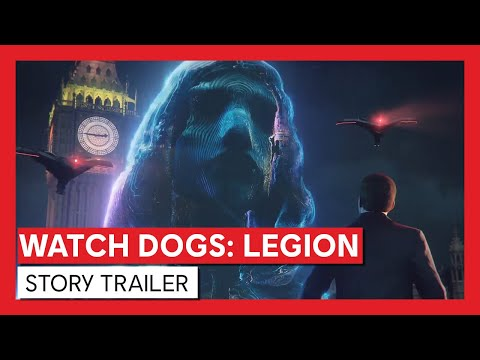 WTFF::: New Watch Dogs: Legion trailers for Story & Post-Launch Plans