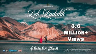 Pre Wedding   Paniyon sa   Ashutosh & Bharti   Leh Ladakh   Sunny Dhiman Photography