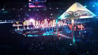"Wrestlemania 28 - Flo Rida ""I've got a good feeling"""