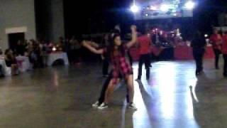 Jocie's Baile Sorpresa(Reggeton)
