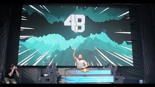 4B - CRAZY BASS! Mad Decent Block Party 2017 - Philly