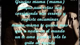 Gracias Mamá - Esencia Lyrical ( Letra )
