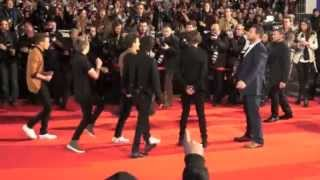 Psy Gangnam Style + One Direction in Cannes with NRJ Music Awards 2013