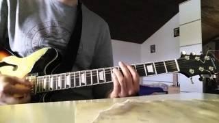 Bryan Adams - Summer of 69 (guitar cover)
