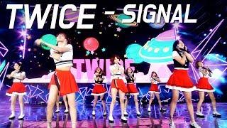 170915  트와이스 TWICE _ 시그널 SIGNAL _ 직캠 LED FanCam _ 롯데 패밀리 콘서트 _ 잠실 주경기장