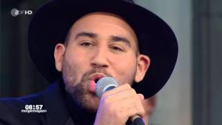 "03.02.2016 ZDF Moma - Parson James ""Temple"" live und unplugged"