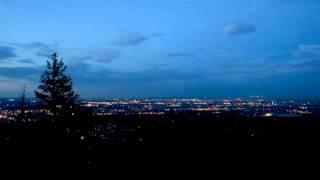City sound effect 2 - distant traffic