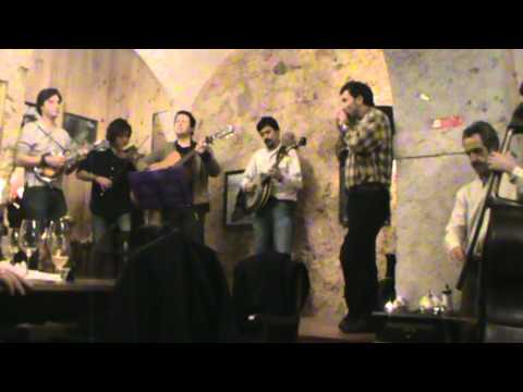 BLUEGRASS SESSIONS OF LISBON - Old Home Place, special guest - Francisco Moreira