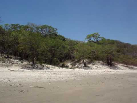 Nicaragua Real Estate — Beachfront Lots at Manzanillo South