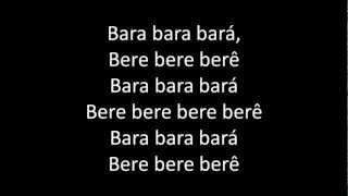 Alex Ferrari - Bara Bará Bere Berê [Official Lyrics Video | HQ/HD]